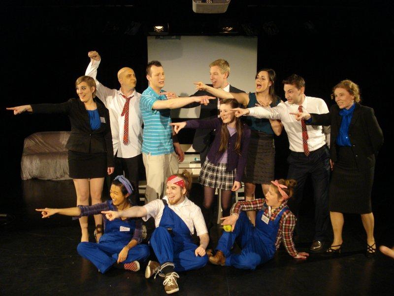 "The Group of ""Macbeth"""