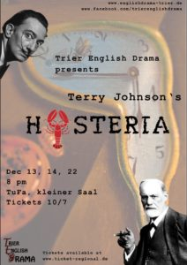 Hysteria Poster final